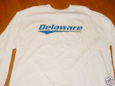 U of D Universty Delaware BLUE HENS long sleeve T-Shirt NWNEW  sz.... XLarge  XL