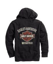 Harley-Davidson Men's Bar & Shield Logo Hoodie - 99003-16VM