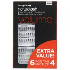 Naturalash Salon Systems-Volumen Pestañas Individuales medio 6 Paquetes Para Precio De 4