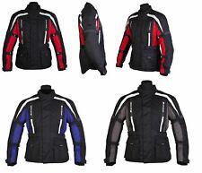 Spada Motorcycle Motorbike Men's Core Winter Textile Jacket Waterproof