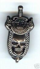 Hard Rock Cafe SALT LAKE CITY, Skull Series. Pin