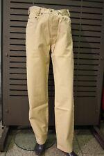 Diesel Jeans Saddle Gabardine beige neu Karottenschnitt 100% Baumwolle