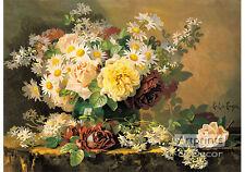 Art Print of Vintage Art Spring Song by Paul de Longpre