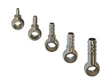 Ringöse / Ringnippel 4 bis 13 mm - für Hohlschraube Ø14 mm - mit Mengenvariation