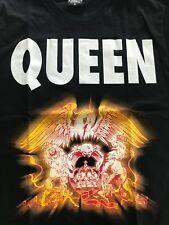 Queen -  Crest  T Shirt
