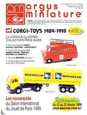 Argus de la Miniature, Spécial Corgi-Toys Vol. 3
