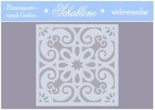Schablone-Vintage-Shabby-Fliese-Orient-Marocco-7141