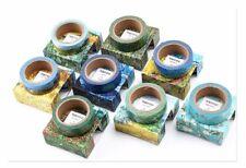 Washi Tape | Masking Tape | Deko Klebeband, Van Gogh Gemälde, 8 Motive, 15mmx7m