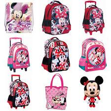 Minnie mouse bolsas y mochilas (Surtidos)