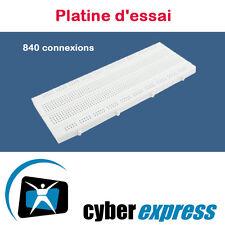 Platine d'Essai sans soudure Breadboard 840 points