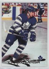 1997-98 Pacific Paramount Dark Grey #178 Sergei Berezin Toronto Maple Leafs Card