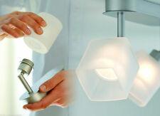 PAULMANN DECO SYSTEMS STRAHLER SPOT DECKENLAMPE GLAS LICHT DECKENLEUCHTE LAMPE