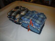 Long Sleeve full Button front Men's Shirts Urban Pipeline XXL,XL,L,Multi Color