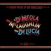 Friday Night in San Francisco 1981 CD John McLaughlin Al Di Meola Paco De Lucia