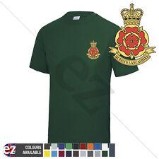 Queens Lancashire Regiment - Army Sports T Shirt