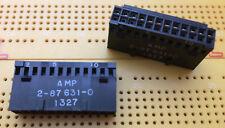 24 Way12x2 PCB Female Connector Housing AMP Mod IV 2.54mm Pitch Multi Qty