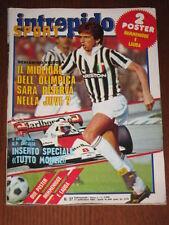INTREPIDO SPORT 1984/37 VIGNOLA LAWSON GP F.1 MONZA @