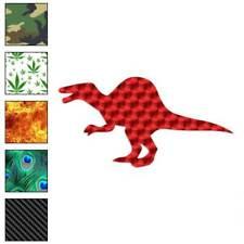 Dimetrodon Dinosaur Decal Sticker Choose Pattern + Size #3019