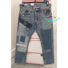 496e83bfbb6 Levis Premium 501 Original Passform Gerades Bein Jeans 00501-2688 Herren Sz