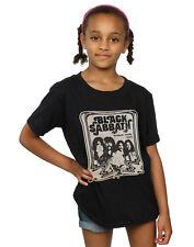 Black Sabbath Fille World Tour T-Shirt