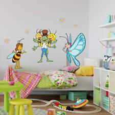 Wandtattoo Wandtattoo Die Biene Maja und Freunde bunt