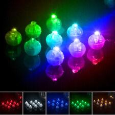 10pcs Mini LED Ball Lamp Light Christmas Party Birthday Halloween Decoration