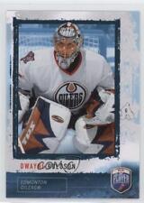 2006-07 Upper Deck Be a Player #53 Dwayne Roloson Edmonton Oilers Hockey Card