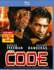 The Code (Blu-ray/DVD, 2010, 2-Disc Set) BRAND NEW