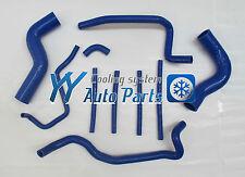 Silicone Radiator Heater hose for Subaru WRX GC8 GF8 Ver1-2 Blue