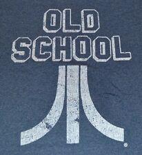 Old School T-Shirt Atari Tee Officially Licensed Atari Merchandise Mens Shirt