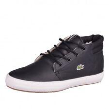 Lacoste Ampthill Terra Schuhe Sneaker Mid unisex schwarz Winter 7-30SPW000202H