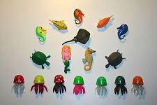 Fische Qualle Tiere für Wassersäule - Wassersprudler TOP Auswahl ! Fisch Aqua