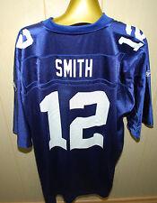 NY Giants SMITH 12 NFL Reebok  Jersey Size 52 XL X-Large NWT