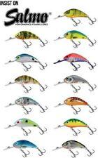 Salmo RATTLIN'FRELON flottant poissons nageurs 6.5cm / PERCHE LEURRE BROCHET