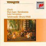 , Gluck - Don Juan · Semiramis (Ballet Pantomimes) / Tafelmusik · Bruno Weil, Ex