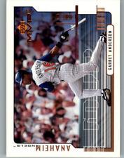 2000 Upper Deck MVP Baseball Cards Pick From List