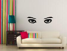 Eyes Wall Stickers | Beauty Salon Wall Stickers | Eyes Wall Art | Eye Decals