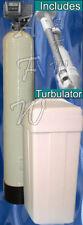 40k Fleck 5600SXT Metered Water Softener Turbulator 40,000 grain whole house