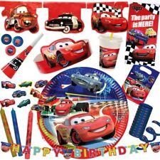 DISNEY PIXAR CARS 2 anniversaire Motif déco fête SET NEUF