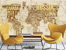 3D Carte 131 Photo Papier Peint en Autocollant Murale Plafond Chambre Art