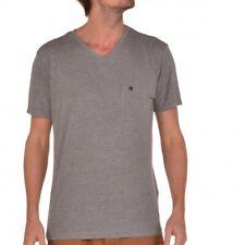 Quiksilver t-shirt asphalte shirts shirt t-shirts Grey Gris Krmje 283