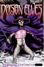POISON ELVES #12, NM, Drew Hayes, Assassins, Lusiphur, 1995, I, Lusiphur