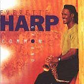 "Everette Harp ""Common Ground"" CD NEW"