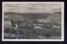 Germany BINGEN Panoramic view RP PPC