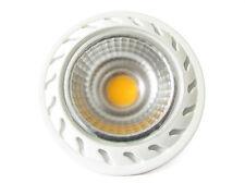 Lampe LED GU10 COB 8W = 65W 220V 90 Degrees Neutre Taille Blanc 4100K Compact