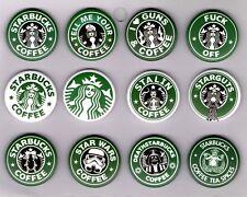 Spilla Pins Badge STARBUKS vari modelli scegli dal menu/' tendina