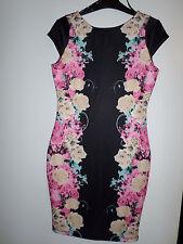 Kardashian Kollection Woman's Low- Back Sheath Dress