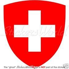 Svizzera stemma, suisse cresta-adesivo in vinile per auto autocollant