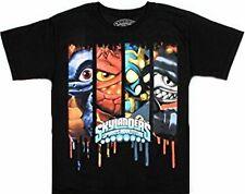 Skylanders Spyro's Adventure T-Shirt M 10 12 L 14 16 XL 18-20 XXL Childs New