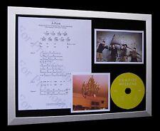 VAMPIRE WEEKEND A-Punk LTD CD MUSIC FRAMED DISPLAY+EXPRESS GLOBAL SHIPPING